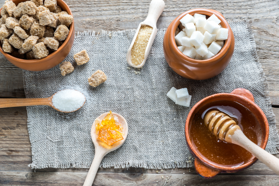 Natural sugar substitutes often are easier on your teeth