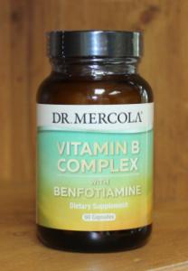 Vitamin B Complex bottle