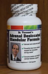 Adrenal formula bottle