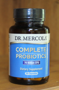 Complete Probiotics bottle