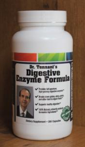 Digestive Enzyme bottle