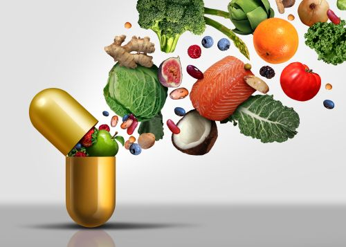 Nutritional supplementation enhances your dental health