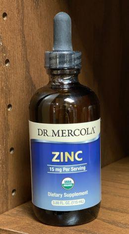 Liquid Zinc Drops